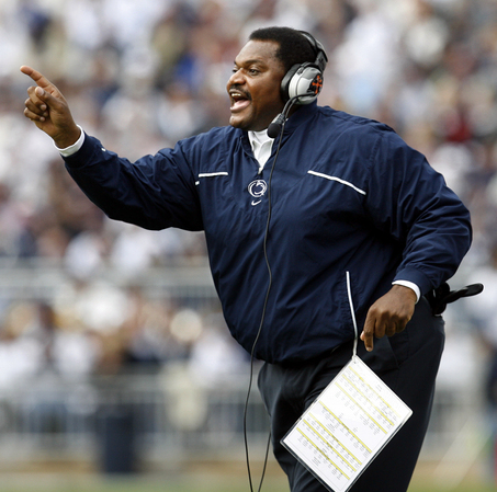 Larry Johnson is Penn State's No. 1 recruiter