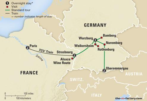 Oberammergau Germany Map.Oberammergau The Penn Stater Magazine