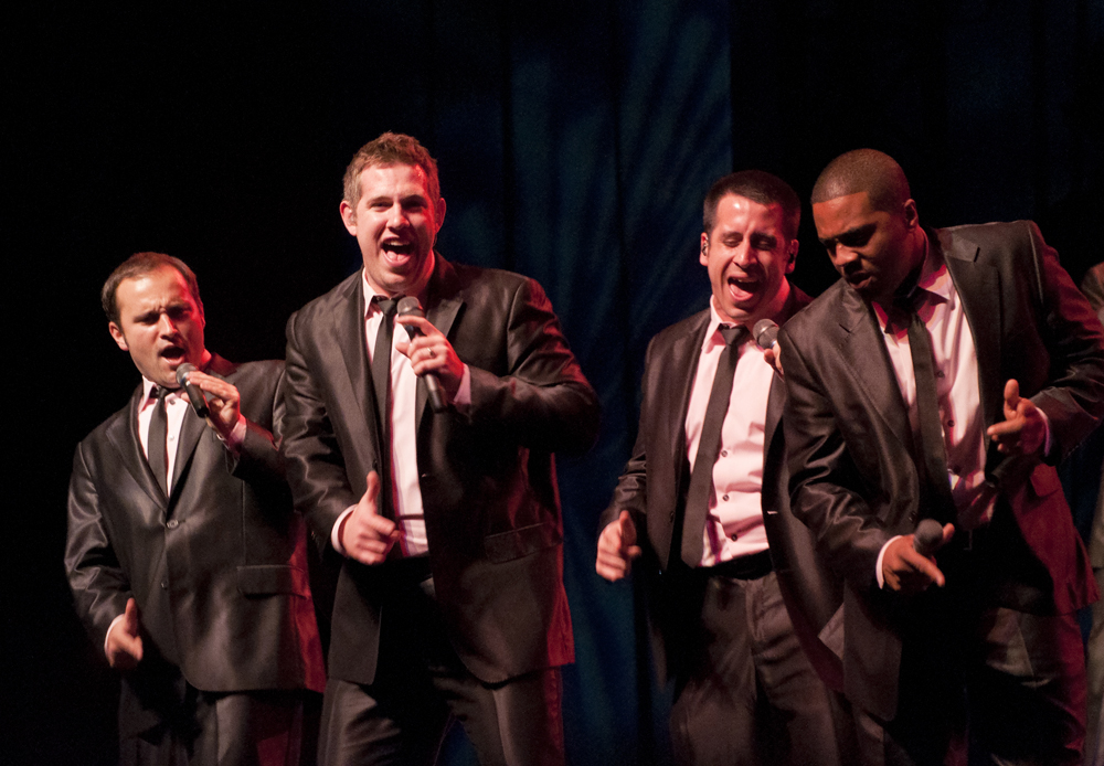 Two Thumbs Up for \'Straight No Chaser\' | The Penn Stater Magazine