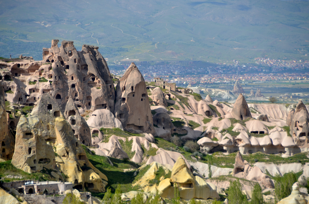 The Fairy Chimneys Of Cappadocia The Penn Stater Magazine