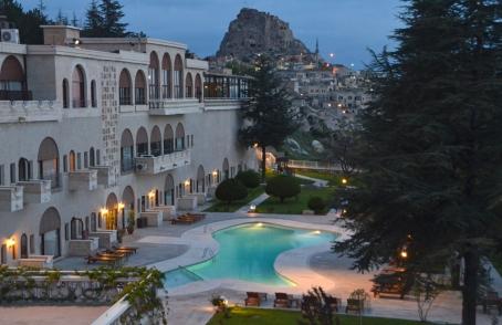 Uçhisar_Kaya_Hotel