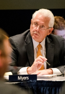 Bill Oldsey will join the Trustee Presidential Selection Council.