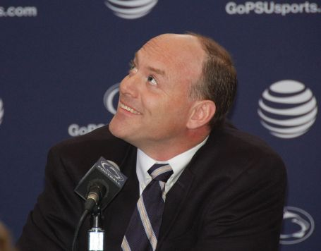 Offensive coordinator John Donovan answers his boss's question correctly.