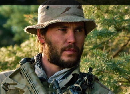 Actor Taylor Kitsch as Michael Murphy