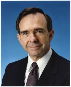 Penn State President Emeritus Joab Thomas