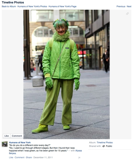 HONY screen grab