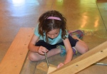 Focused.