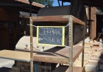 This way to the ceramic studio.