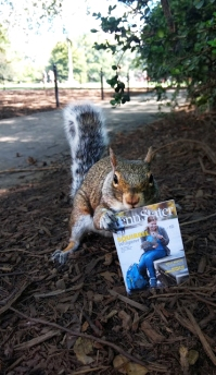 Squirrel with magazine (2)