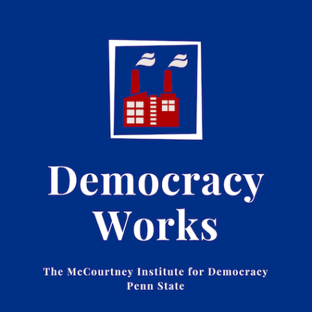 Democracy Works Logo